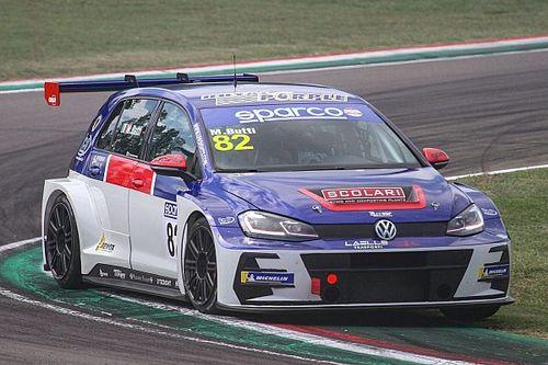 TCR Italy: podio DSG per Marco Butti ad Imola