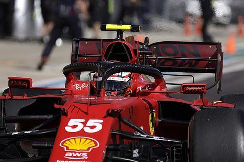 A probléma, amely Damoklész kardjaként Szocsiban is a Ferrari fölött lebeg