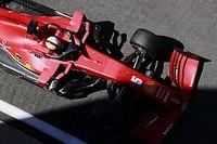 """Vettel: """"Miglioro e non si vede. E' come andare contro a un muro"""""""
