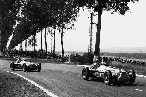 Így néznének ki a 2020-as festések 1950-es F1-es kocsikon! (képek)