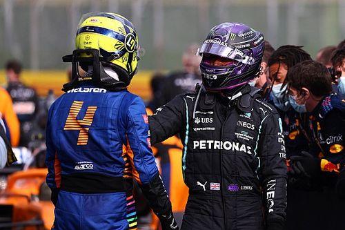 A három imolai dobogós az F1 erősorrendjének első három helyén, Bottas a top-10-en kívül