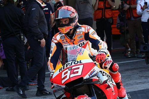 """MotoGPポルトガルFP1""""王の帰還"""":マルク・マルケス、復帰初走行で3番手タイム。トップはビニャーレス"""