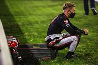 Magnussen s'est lassé de jouer les points en F1