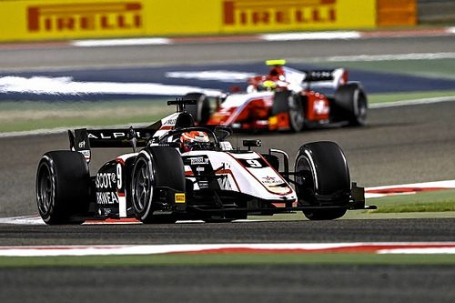 Caos F2: restituito il secondo posto a Lundgaard in Bahrain