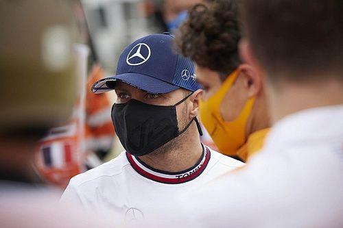 """F1 - Bottas: É """"completamente falso"""" achar que relacionamento com Mercedes está abalado"""