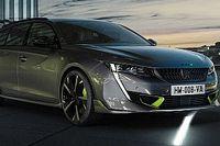 Az új 508 PSE lett a Peugeot valaha készült legerősebb közúti modellje