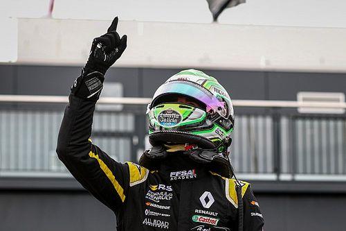 F-Renault Eurocup: Mais uma vitória de ponta a ponta de Collet e briga pelo título segue acirrada