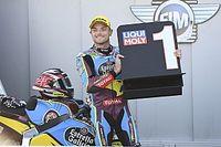 Lowes wint GP van Aragon na crashes van beide VR46-rijders