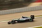 Hamilton beats Magnussen to keep Mercedes on top