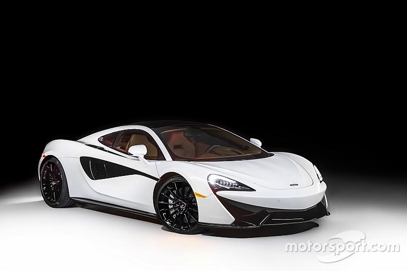 MSO voorziet McLaren 570 GT van nieuwe uitlaten en verbeterd dak