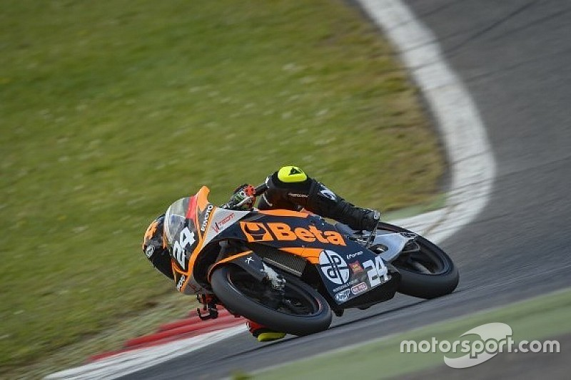 Taccini e Giannini si imponono in gara 1 della PreMoto3