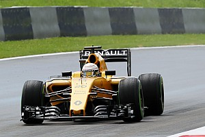 Formula 1 Qualifying report No more than a red flag-affected Q1 session for Renault