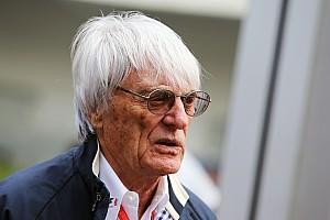 Formula 1 Breaking news Ecclestone: Liberty wants to