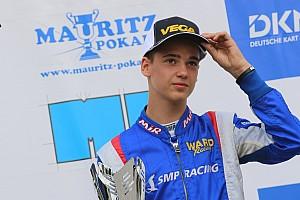 Формула 4 Новость Российский гонщик попал в серьезную аварию в Арагоне