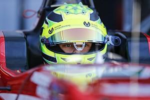 F3 Europe Jelentés a versenyről F3: Eriksson nyert, Mick Schumi büntetést kapott