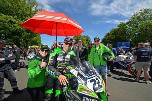 """Isle of Man TT 2017: Saiger - """"Wenigstens ein Aufkleber wäre cool gewesen"""""""