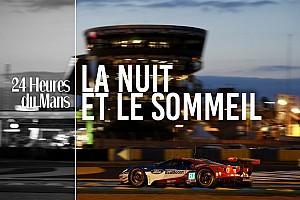 24 heures du Mans Chronique Dans la peau d'un pilote : la nuit au Mans