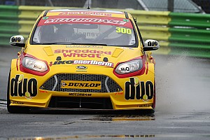 BTCC Breaking news BTCC racer Davenport set to be brought out of coma