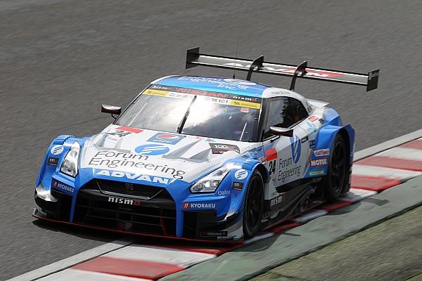 Super GT Qualifying report Suzuka 1000km: Kejutan Nissan raih pole, Button kesembilan