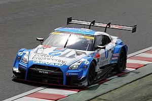 Super GT Qualifying report Suzuka 1000km: Nissan takes shock pole, Button ninth