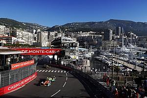 Formule E Actualités La Formule E va utiliser le tracé F1 à Monaco