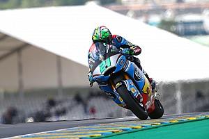 Moto2 Race report Le Mans Moto2: Morbidelli triumphs after heated Luthi duel