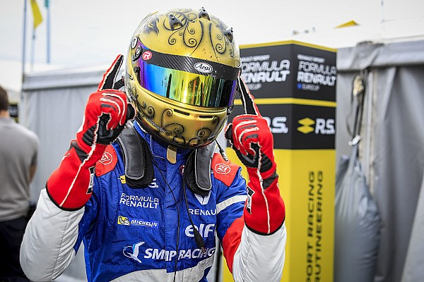 Formula Renault Race report Eurocup Paul Ricard: Shwartzman juarai Race 1 setelah tabrak Fenestraz