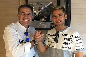 MotoGP Noticias de última hora Aspar anuncia la renovación de Bautista para 2018