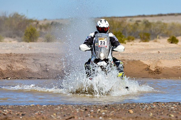 Dakar Noticias de última hora Chus Puras, rumbo al Dakar 2018