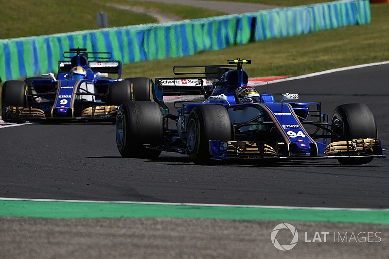 "Ericsson: la batalla con Wehrlein ""ha sido pareja"""