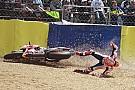 MotoGP Marquez had geen vertrouwen in de voorkant voor crash in Le Mans