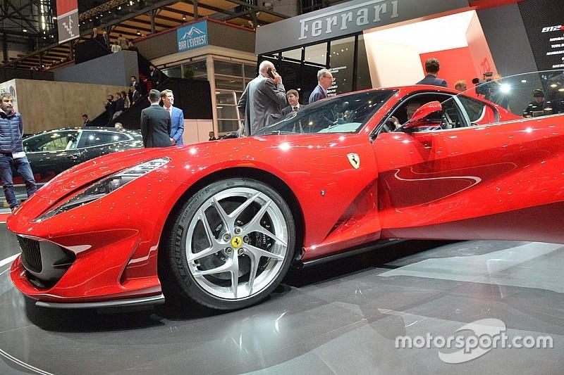 Quand Ferrari taquine Lamborghini...