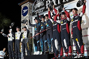 IMSA Reporte de la carrera Sebring 12h: Cadillac y Corvette ganan