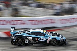 PWC Breaking news Kane to race K-PAX McLaren in World Challenge SprintX
