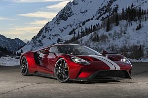 Automotive Noticias de última hora El competitivo Ford GT 2017