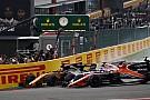 F1 フォースインディア「ルノー/マクラーレンは