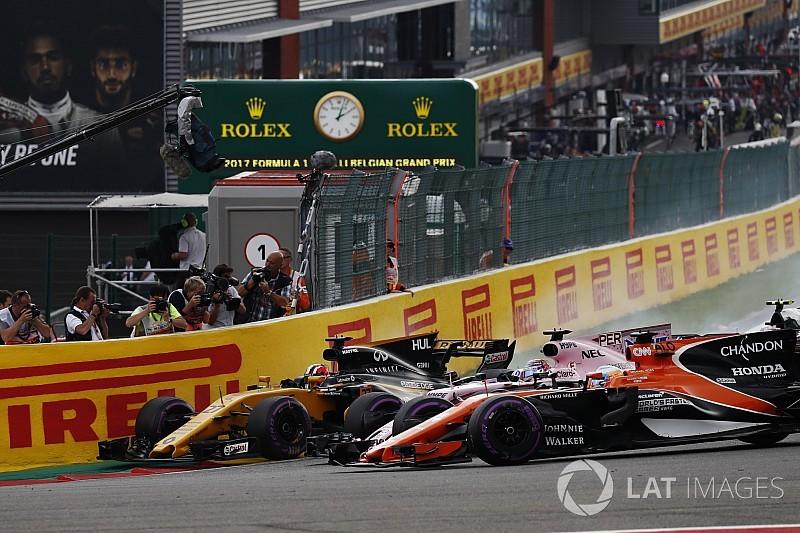 """""""Une énorme bataille"""" se profile entre Force India, McLaren et Renault"""