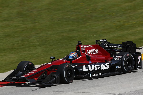 IndyCar Breaking news Wickens leaves Mercedes DTM team in IndyCar switch