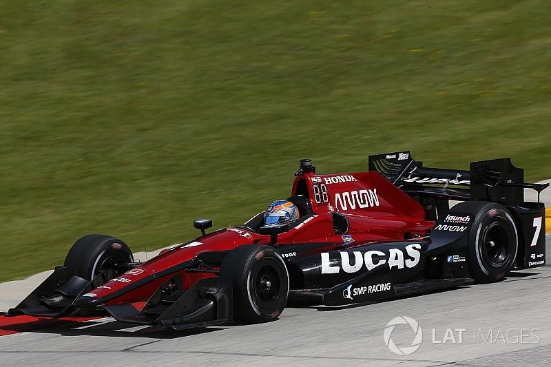 Wickens, DTM'den ayrıldı, IndyCar'a geçiyor