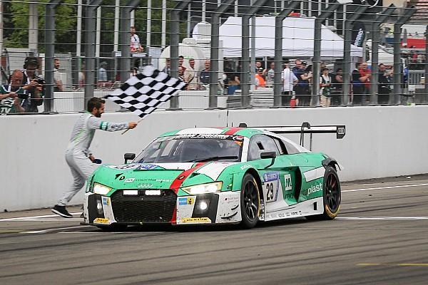 Endurance レースレポート 【ニュル24h】29号車アウディが劇的勝利。日本勢はクラス制覇ならず