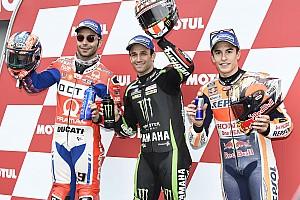 MotoGP Résultats La grille de départ du GP du Japon MotoGP