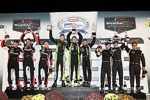 IMSA Relato da corrida Nissan vence prova de Petit Le Mans; Castroneves é 3º