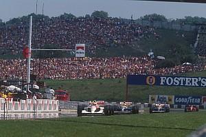 Forma-1 Különleges esemény Ezen a napon: A Hungaroringen megszakad Senna nyeretlenségi sorozata
