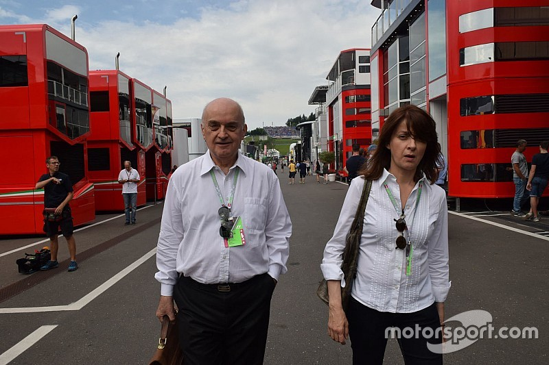 Сербский бизнесмен решил создать новую команду в Формуле 1