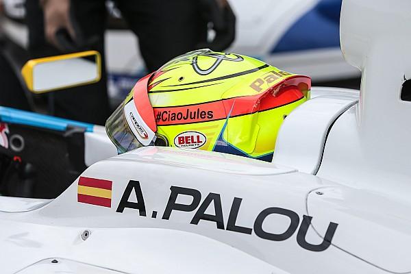 Палоу дебютирует в Ф2 за Campos на этапе в Хересе