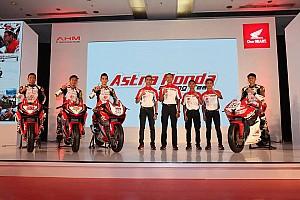 CEV Breaking news AHM turunkan 8 pembalap di kejuaraan internasional