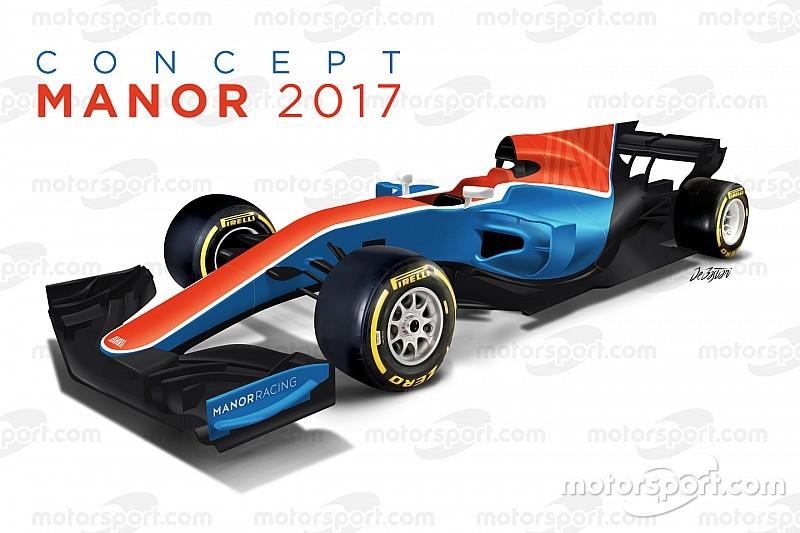 Рендер: как могла бы выглядеть Manor 2017 года