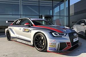 TCR Benelux Nieuws Eerste Audi's RS 3 LMS TCR afgeleverd bij Bas Koeten Racing