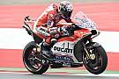 Dovizioso estrenó el carenado de Ducati en Austria
