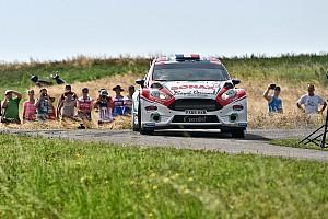 ERC Отчет о гонке Буфье стал пятым победителем в пяти гонках ERC